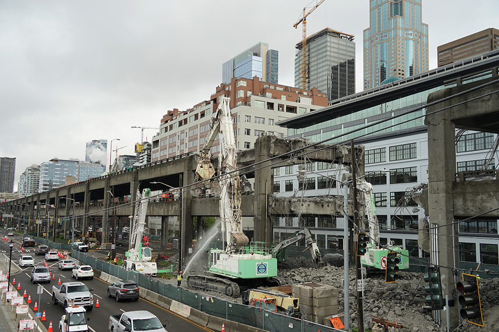 SR 99 VIADUCT REMOVAL